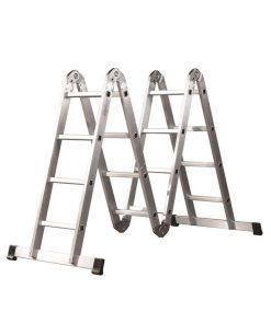 4x3 Akrobat Merdiven Çok Amaçlı Merdiven Doğrular-Perilla 51064