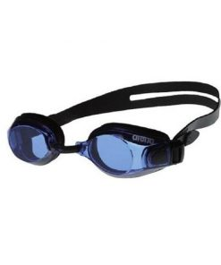 Arena Zoom X Fit Yüzücü Gözlüğü Havuz Deniz Sporcu Yüzme Gözlüğü Siyah Mavi