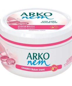 Arko Nem Onarıcı Gliserinli Günlük Bakım El Vücut Kremi 300ml