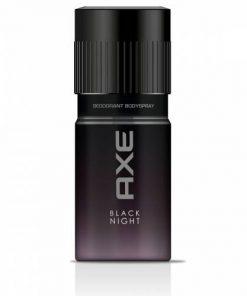 Axe Black Night Deodorant Vücut Spreyi 150ml Kalıcı Koku Sprey
