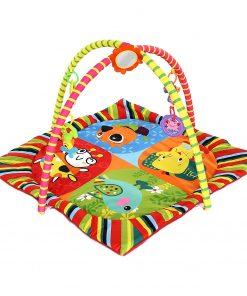 Bebek Oyun Halısı Aynalı Kare Birlik Oyuncak Y-653