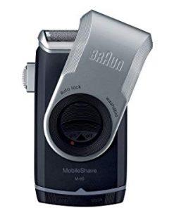 Braun Pocketgo M90 Pilli Seyahat Tıraş Makinesi