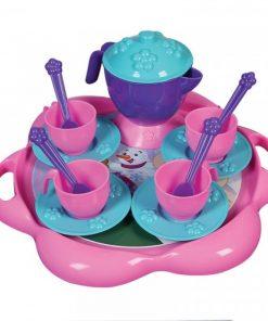 Buzlar Ülkesi Çay Seti 16 Parça 32cm Sofia & Alice Oyuncak Uçar