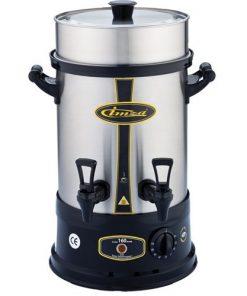 Çay Makinesi Otomatı Elektrikli Paslanmaz Çelik Semaver Makinası 160 Bardak