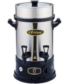 Çay Makinesi Otomatı Elektrikli Paslanmaz Çelik Semaver Makinası 250 Bardak