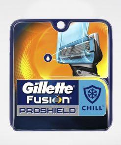 Gillette 4lü Fusion Proshield Chill Tıraş Bıçağı Yedek Bıçak Kartuş FlexBall Fusion5