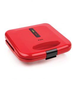 King Gurme Mini Tost Makinesi Renkli K 642 Kırmızı