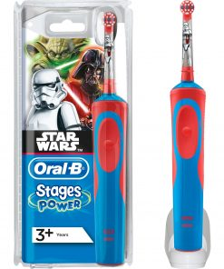 Oral B Çocuk Diş Fırçası Star Wars Yıldız Savaşları Çocuklar İçin Şarj Edilebilir Pilli