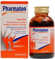 Pharmaton 60 Kapsül Ginseng G115 Multivitamin Tablet Farmaton