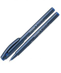 Schneider Topball 857 Kalem Mavi Renk Konik Uçlu 0.6mm Roller Pilot Kalem