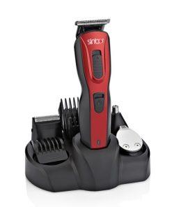Sinbo SHC 4369 Profesyonel Şarjlı Saç Sakal Kesme Makinesi Tıraş Makinesi 9 in 1