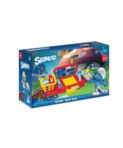 Şirinler Yazar Kasa Oyuncak Mgs Smurfs İlk Yazar Kasam Çocuk Oyuncağı URT-14-5799