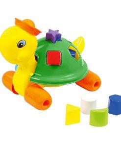 Smartland Bultak Puzzle Kaplumbağa Oyuncak MGS 0632 Tosbağa