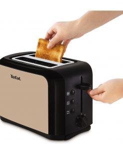 Tefal inox Ekmek Kızartma Makinesi Good Value Paslanmaz Çelik