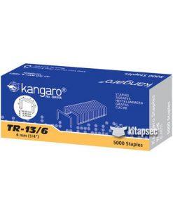 Kangaro Zımba Teli No 13/6 - 5000 adet 6mm (1/4inch)