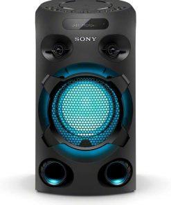 Bluetooth Hoparlör Sony MHC-V02 Kablosuz Bluetooth Parti Hoparlörü