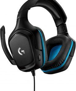 Oyuncu Kulaklığı Logitech G432 7.1 Surround Oyuncu Kulaklığı