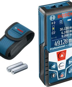 Bosch Lazer Metre Professional Glm 50 C Lazerli Uzaklık Ölçer BlueToothlu