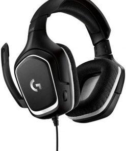 Logitech G332 Gaming Headset Kablolu Oyuncu Kulaklığı Siyah