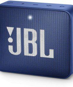 JBL Hoparlör Go 2 IPX7 Su Geçirmez Taşınabilir Bluetooth Hoparlör Mavi