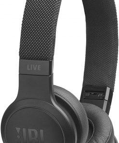 JBL Kulaklık Live 400BT Kulak Üstü Bluetooth Kulaklık Siyah