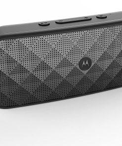 Motorola Sonic Play 275 FM Bluetooth Hoparlör Siyah