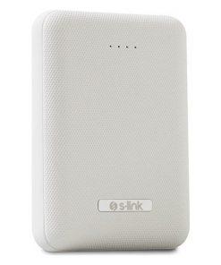 S-LINK IP-G11M 10000mAh 2 Usb Portu Taşınabilir Şarj Cihazı Beyaz