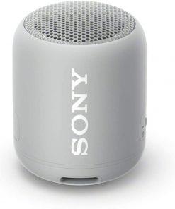 Sony Hoparlör SRSXB12V.CE7 Extra Bass Taşınabilir Bluetooth Hoparlör Gri