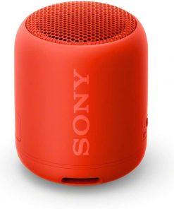 Sony Hoparlör SRSXB12V.CE7 Extra Bass Taşınabilir Bluetooth Hoparlör Kırmızı