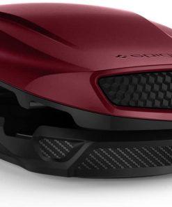 Spigen Araç İçi Telefon Tutacağı Kuel S40-2 Turbulunce/Tüm Cihazlarla Uyumlu - Ruby Red