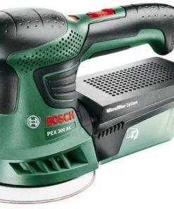 Bosch Zımpara Pex 300 Ae Eksantrik Zımpara Pex 300 Ae Yeşil