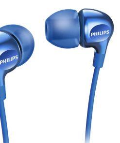 Philips Kulaklık SHE3705BL Mikrofonlu Kulak İçi Kulaklık Mavi