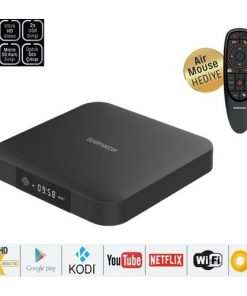 Goldmaster Netta Android 4K Tv Box Media Player