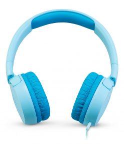 JBL Kulaklık JR300 Mikrofonlu Kulak Üstü Kulaklık Çocuk İçin Açık Mavi