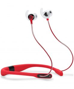 JBL Kulaklık Reflect Fit Kablosuz Mikrofonlu Kulak İçi Kulaklık Kırmızı Bluetooth