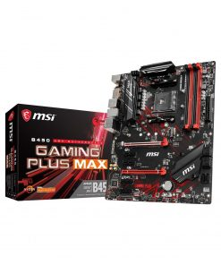 MSI B450 Gaming Plus Max AMD B450 4133MHz DDR4 Soket AM4 ATX Anakart