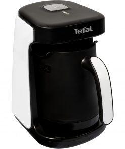 Tefal Kahve Makinesi CM820 Köpüklüm Compact Türk Kahvesi Makinesi Beyaz