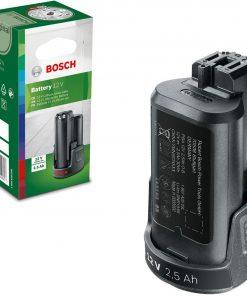 Bosch Yedek Akü PBA 12 Yedek Yeşil