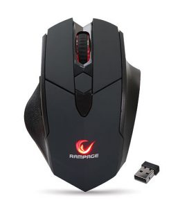 Everest Mouse Rampage SMX-R12 Optik Kablosuz Oyuncu Mouse