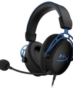 HyperX 7.1 Cloud Alpha S Gaming Kulaklık Blue HX-HSCAS-BL/WW