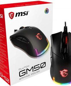 MSI Oyuncu Mouse Clutch GM50 Optik Kablolu Oyuncu Mouse