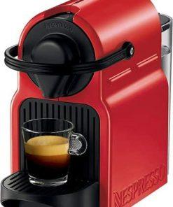 Nespresso Kahve Makinesi D40 Inissia Kapsüllü Kahve Makinesi Kırmızı [Enerji Sınıfı A+]