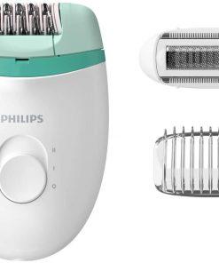 Philips Epilatör BRE245/05 Satinelle Essential Kablolu Kompakt Epilatör