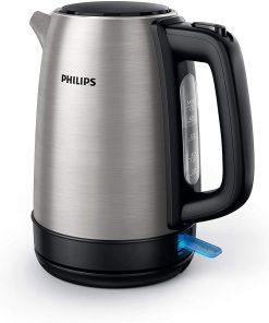 Philips Kettle HD9350/90 Çelik Su Isıtıcı Gri