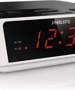 Philips Saat AJ3115 Alarm ve Saatli Dijital Radyo