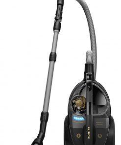Philips Süpürge XB9145/07 TriActive Ultra Başlık Ve PowerCyclone Premium Elektrikli Süpürge Metalik Gri