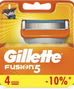 Gillette Tıraş Bıçağı Fusion 4 lü Yedek Bıçak