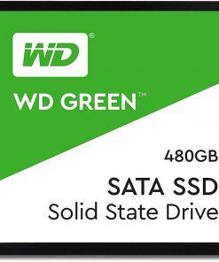 WD Green 480GB Dahili PC SSD SATA III 6 Gb/s 2.5inch/7mm WDS480G2G0A