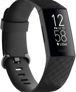 FitBit Akıllı Saat Charge 4 Akıllı Saat Siyah