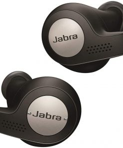 Jabra Bluetooth Titanyum/Siyah Kulaklık Elite 65t Bluetooh Kulaklık